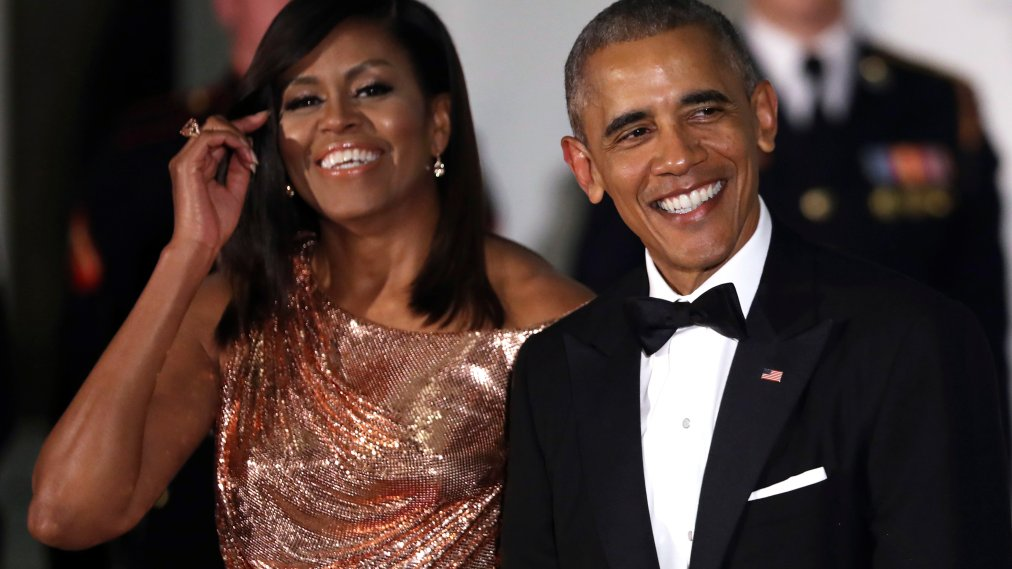 State Dinner Guest List For Obamas Final White House Party Time