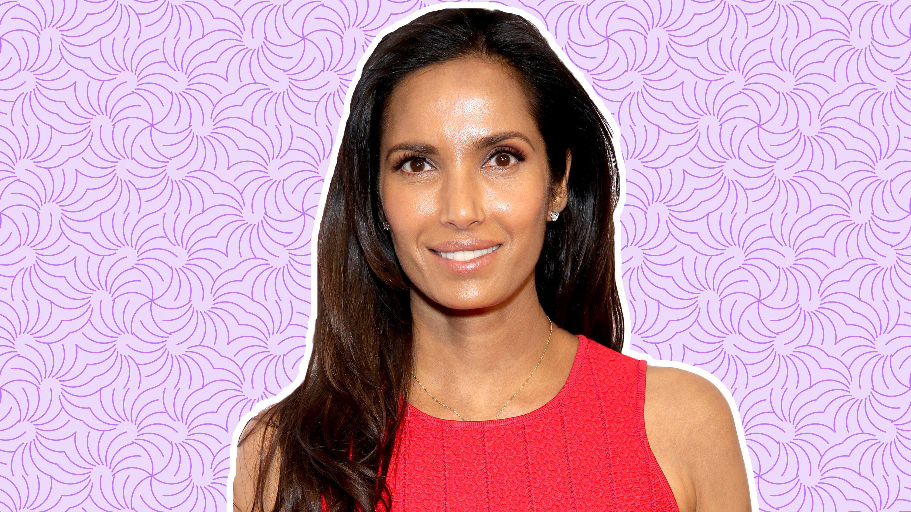 Padma Lakshmi attends the Moves Power Forum 2016 held at Steinway Hall on April 6, 2016 in New York City.
