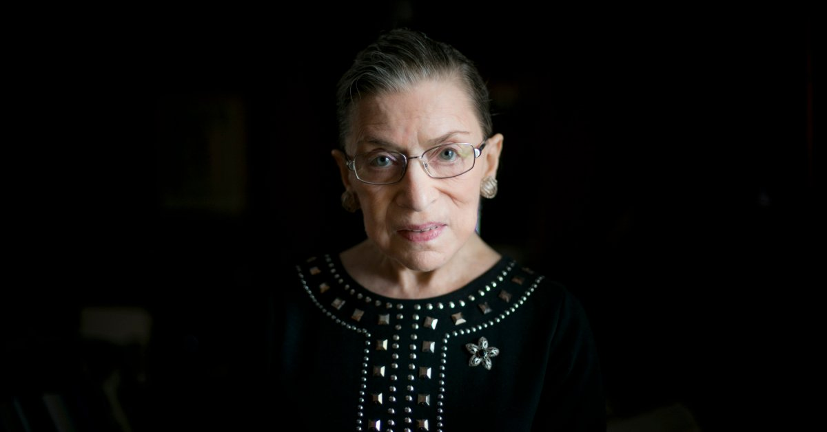 Supreme Court Justice Ruth Bader Ginsburg S Accent Changed