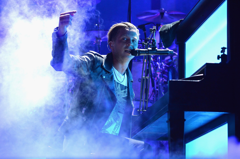 Ryan Tedder, on Sept. 23, 2016 in Las Vegas.