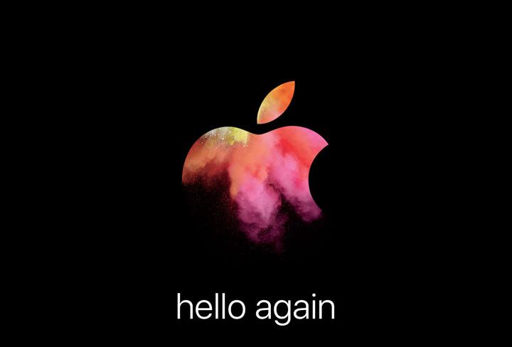 Apple Mac Event Invite