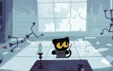 new google doodle celebrates halloween 2016 time google doodle celebrates halloween 2016