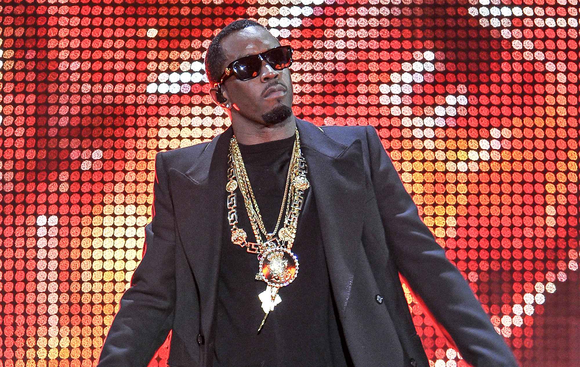 Sean  Puff Daddy  Combs performs at the Bad Boy Family Reunion Tour (Photo by Steve Jennings/Getty Images)