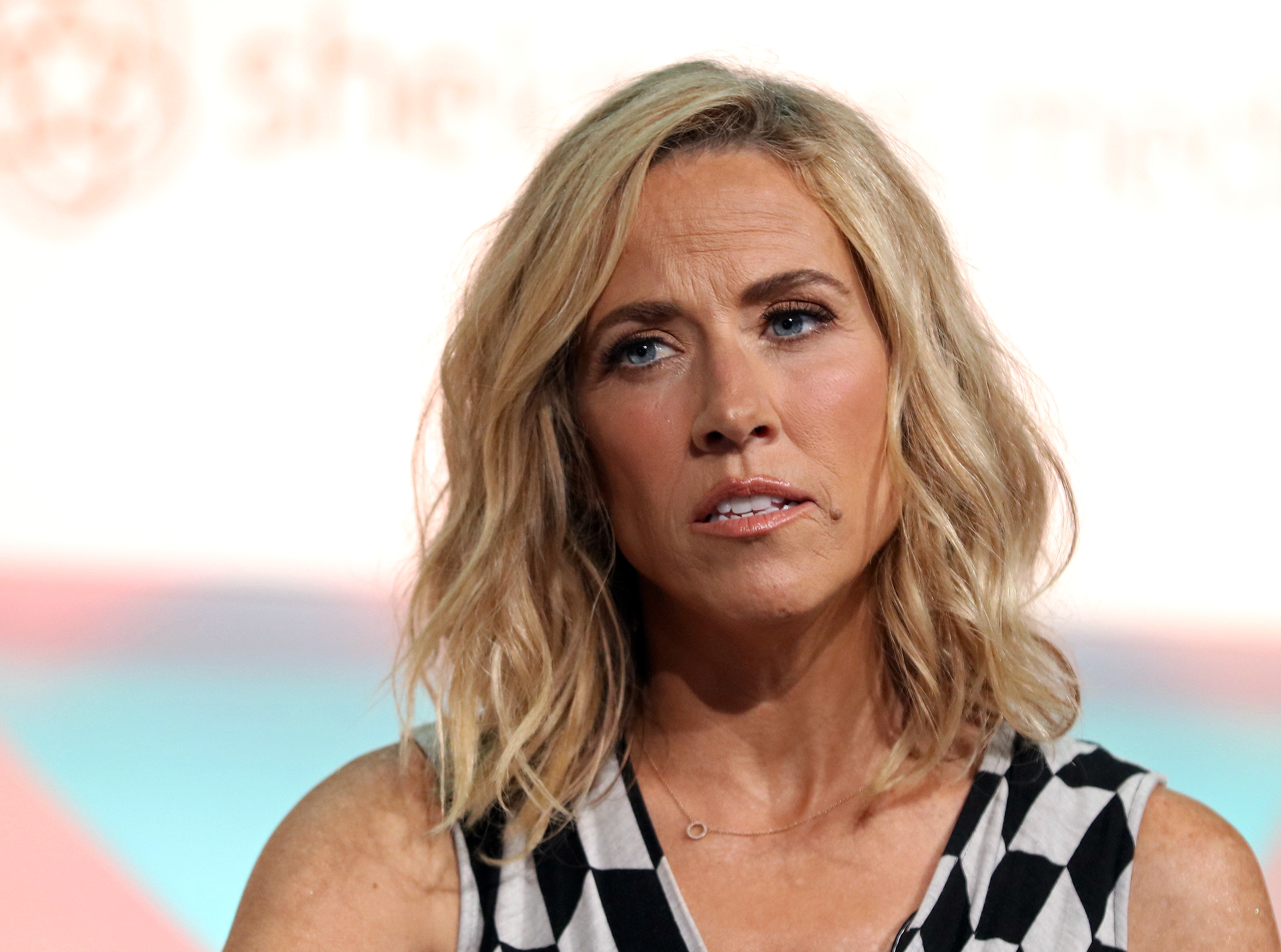 Sheryl Crow attends the #BlogHer16 Experts Among Us Conference on Aug. 5, 2016 in Los Angeles, Calif.