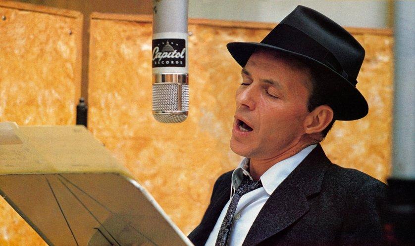 Frank Sinatra at Capitol Records, 1954