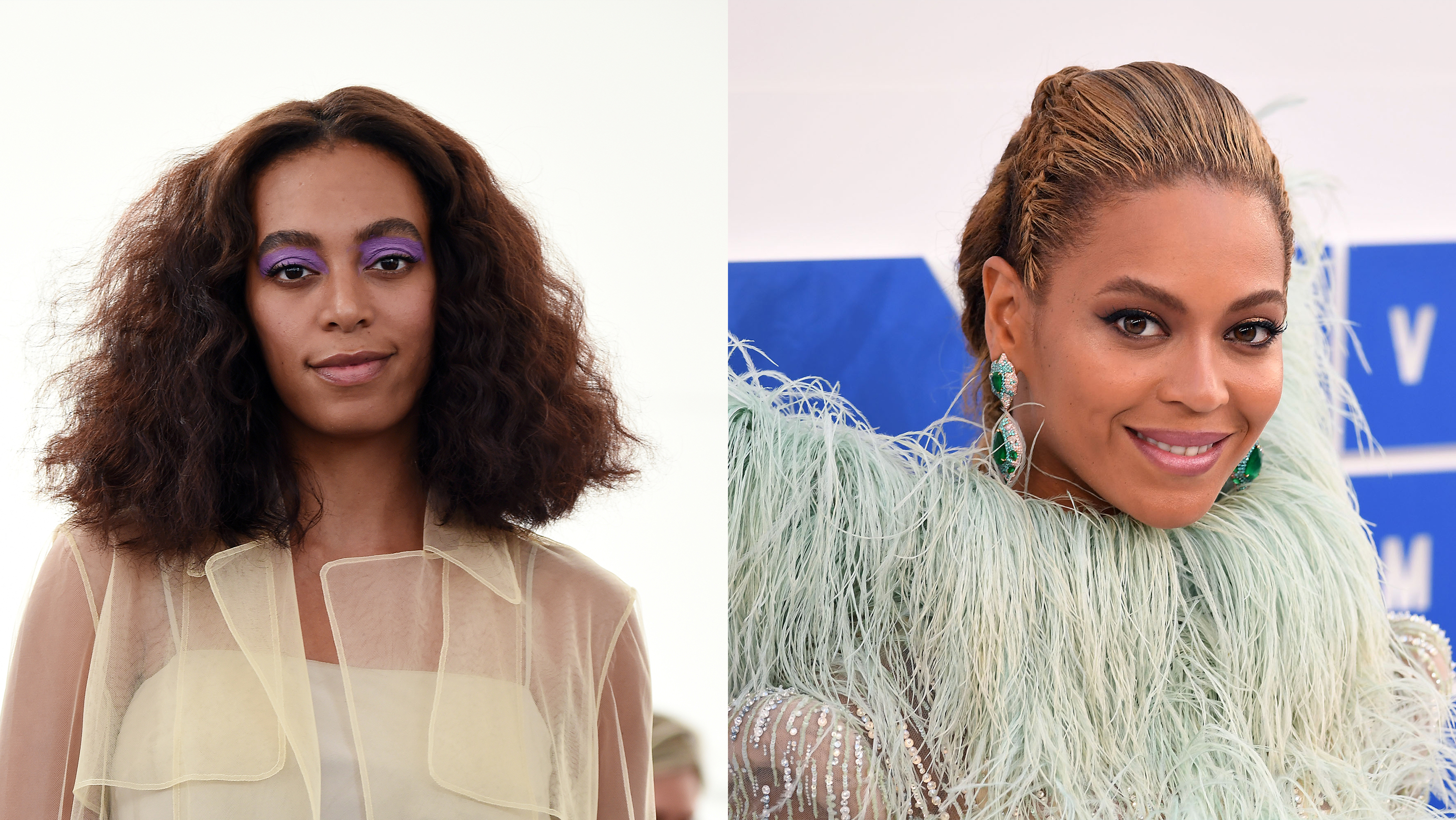Solange Knowles talks about being compared to older sister Beyonce