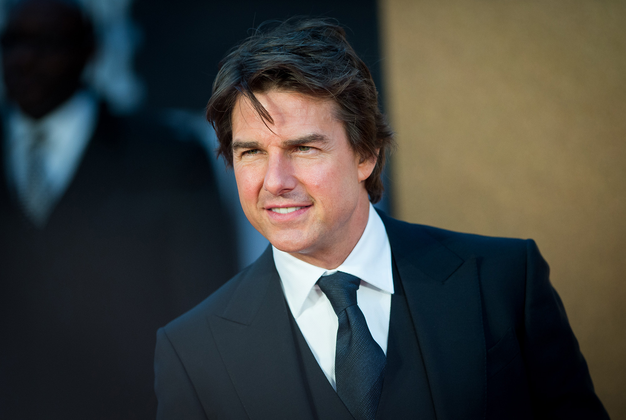 Tom Cruise attends the European premiere of  Jack Reacher: Never Go Back  in London, England. (Photo by Samir Hussein/WireImage)
