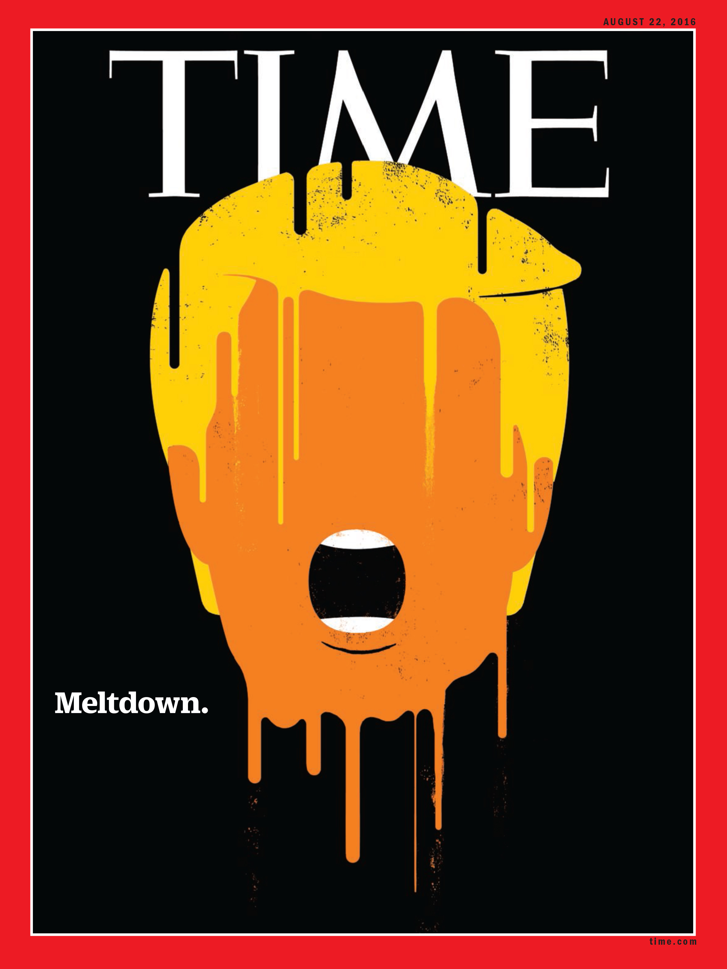 The Aug. 22, 2016 issue of TIME.