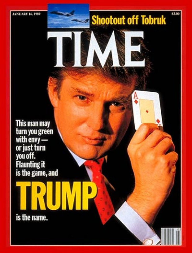 The Jan. 16, 1989 issue of TIME.
