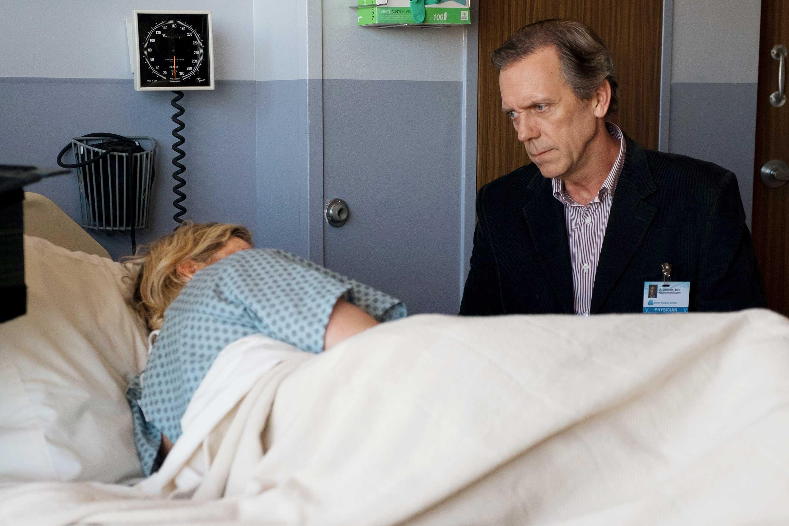Hugh Laurie as Eldon Chance in Season 1 of CHANCE