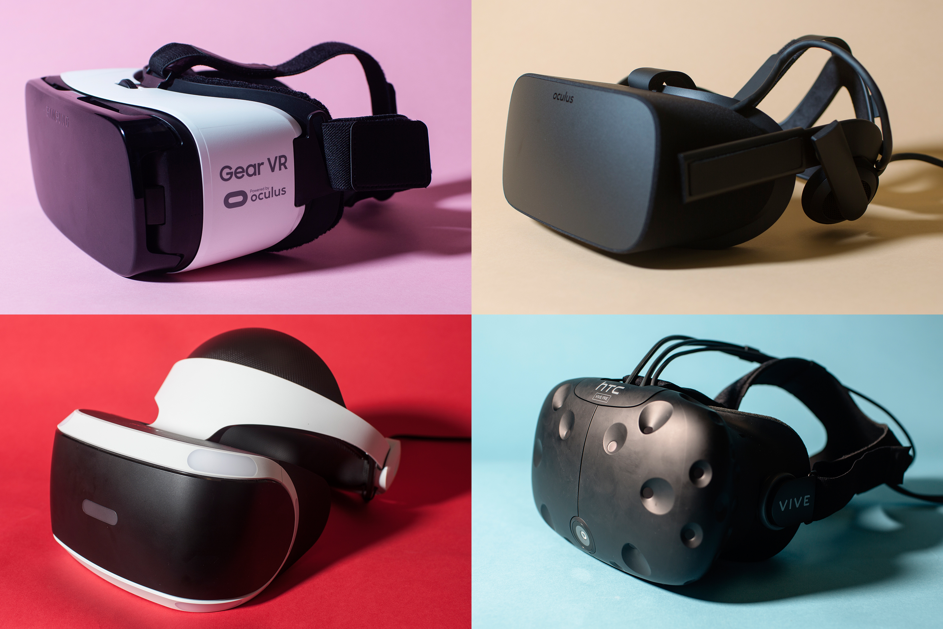 Virtual Reality Showdown: PlayStation VR vs  Oculus vs  Vive