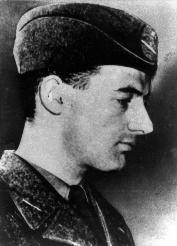 Raoul Wallenberg in the early 1940s