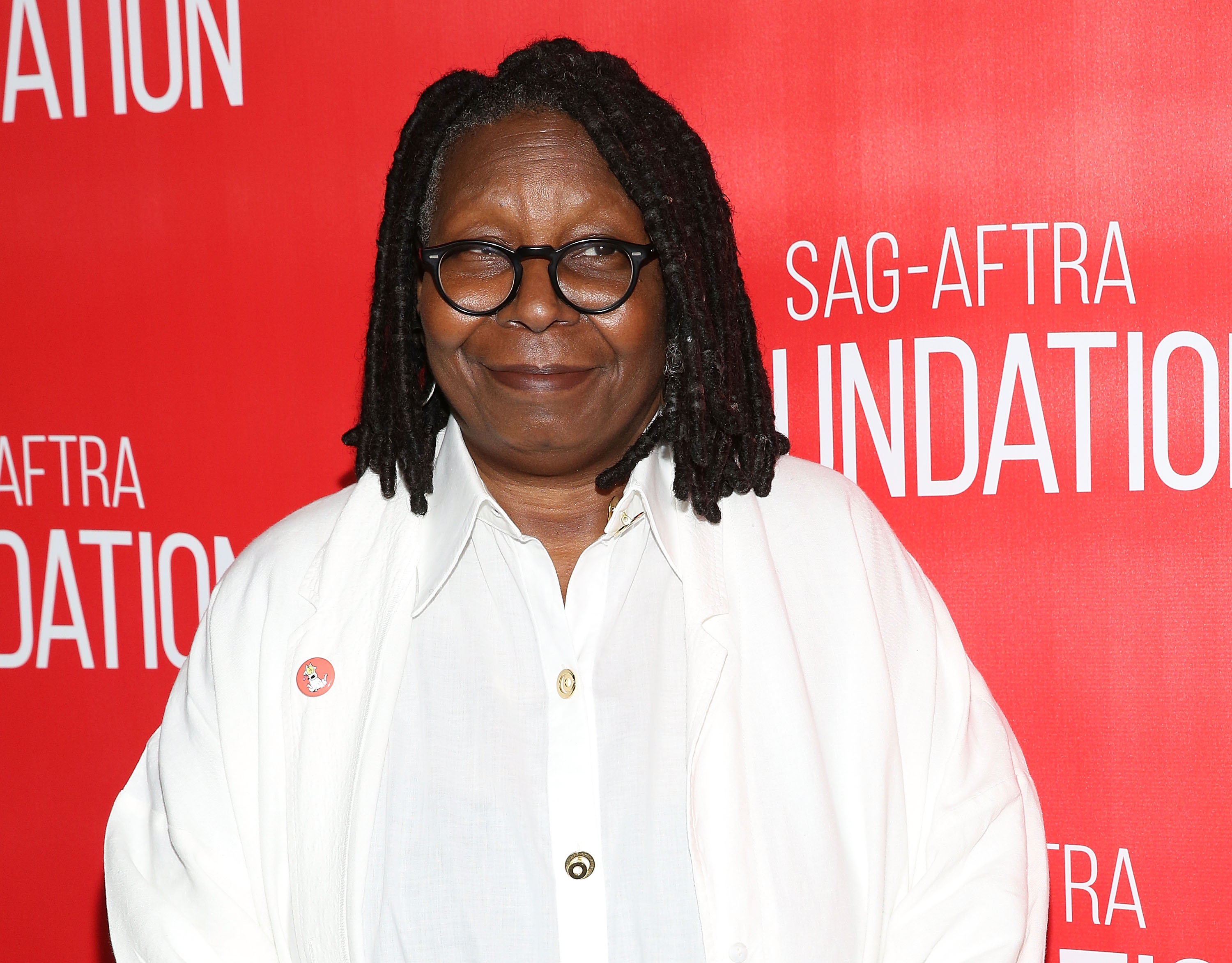 Whoopi Goldberg attends The Grand Opening Of SAG-AFTRA Foundation's Robin Williams Center on October 5, 2016 in New York City.