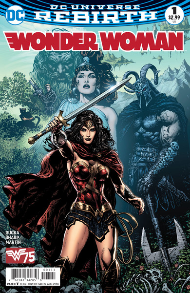 2016: Wonder Woman gets yet another origin story in the comic books focused on female empowerment. Controversially, comic-book writer Greg Rucka says in an interview that the character is bisexual.
