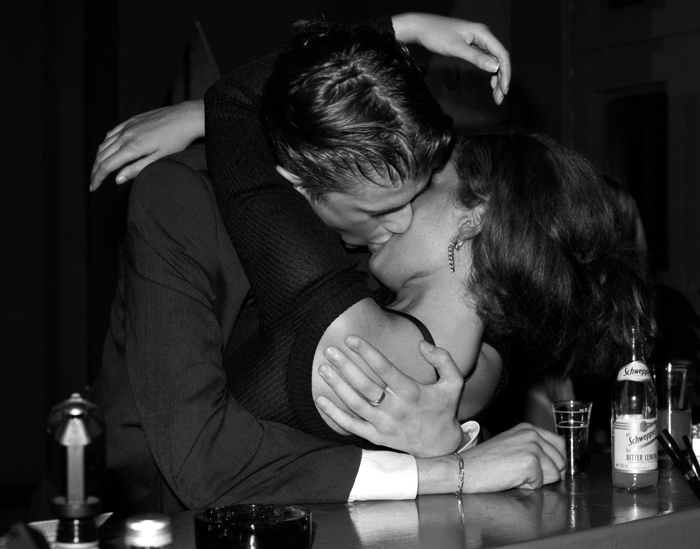 Berlin kiss, 1996.