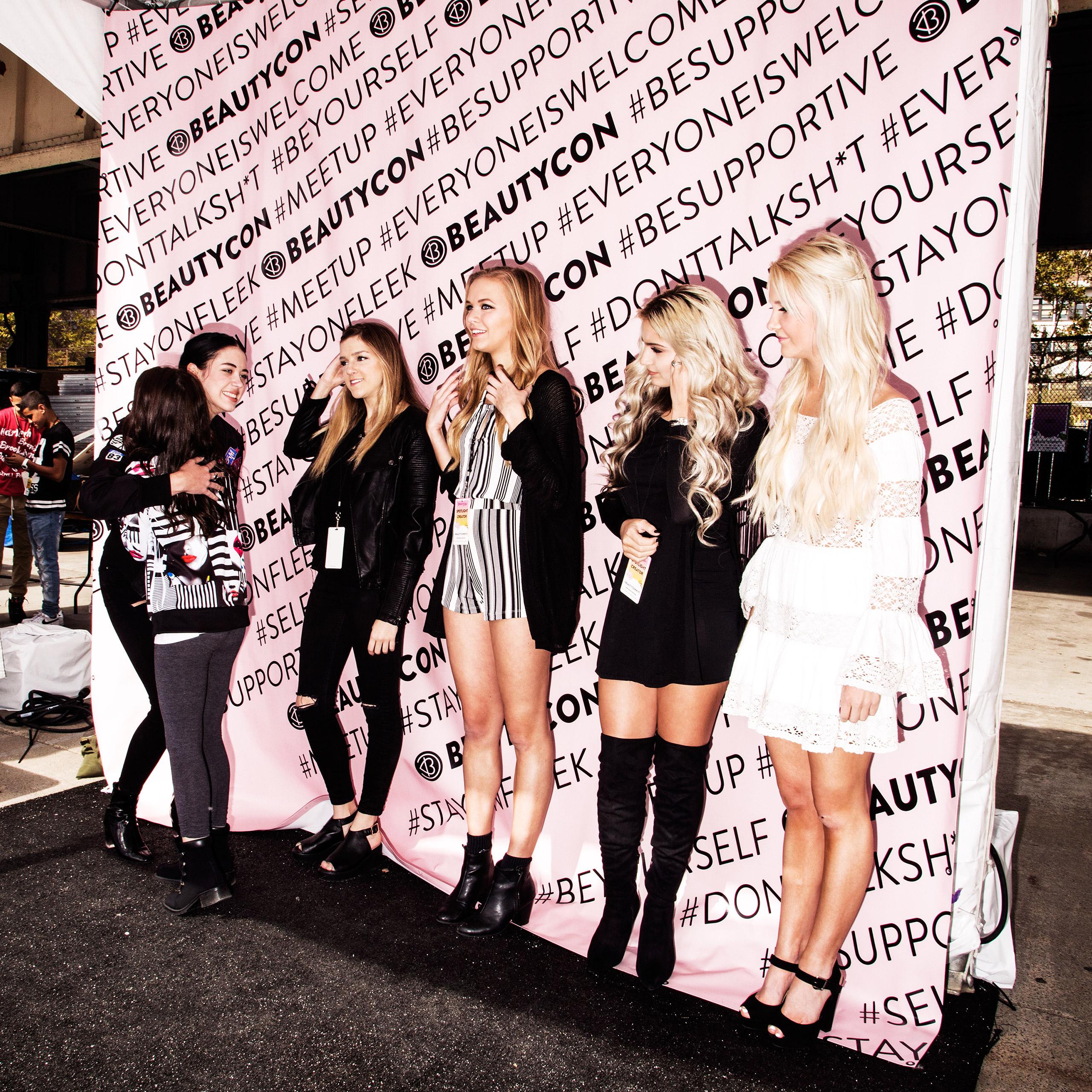 Beautycon MeetupNew York, NY, 2015