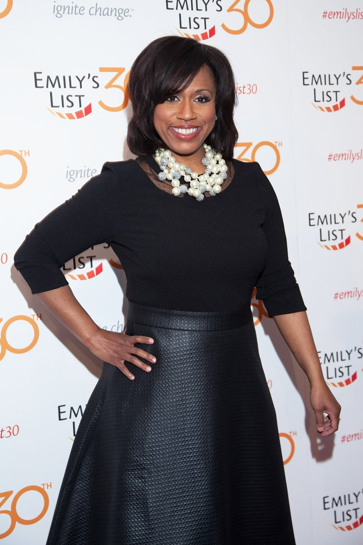 Ayanna Pressley, on March 3, 2015 in Washington, D.C.