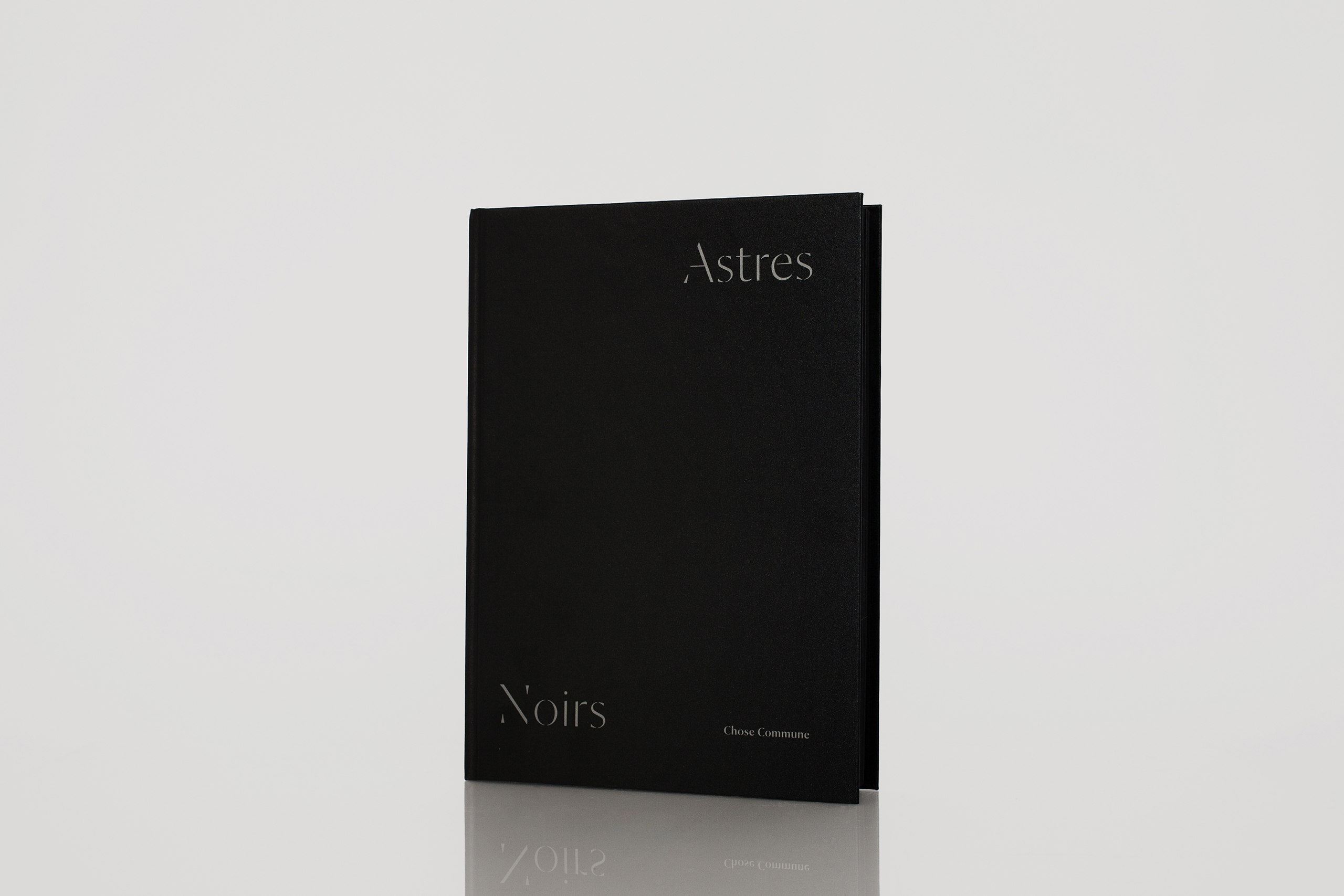 Astres Noirs by Katrin Koenning & Sarker ProtickPublished by Chose Commune