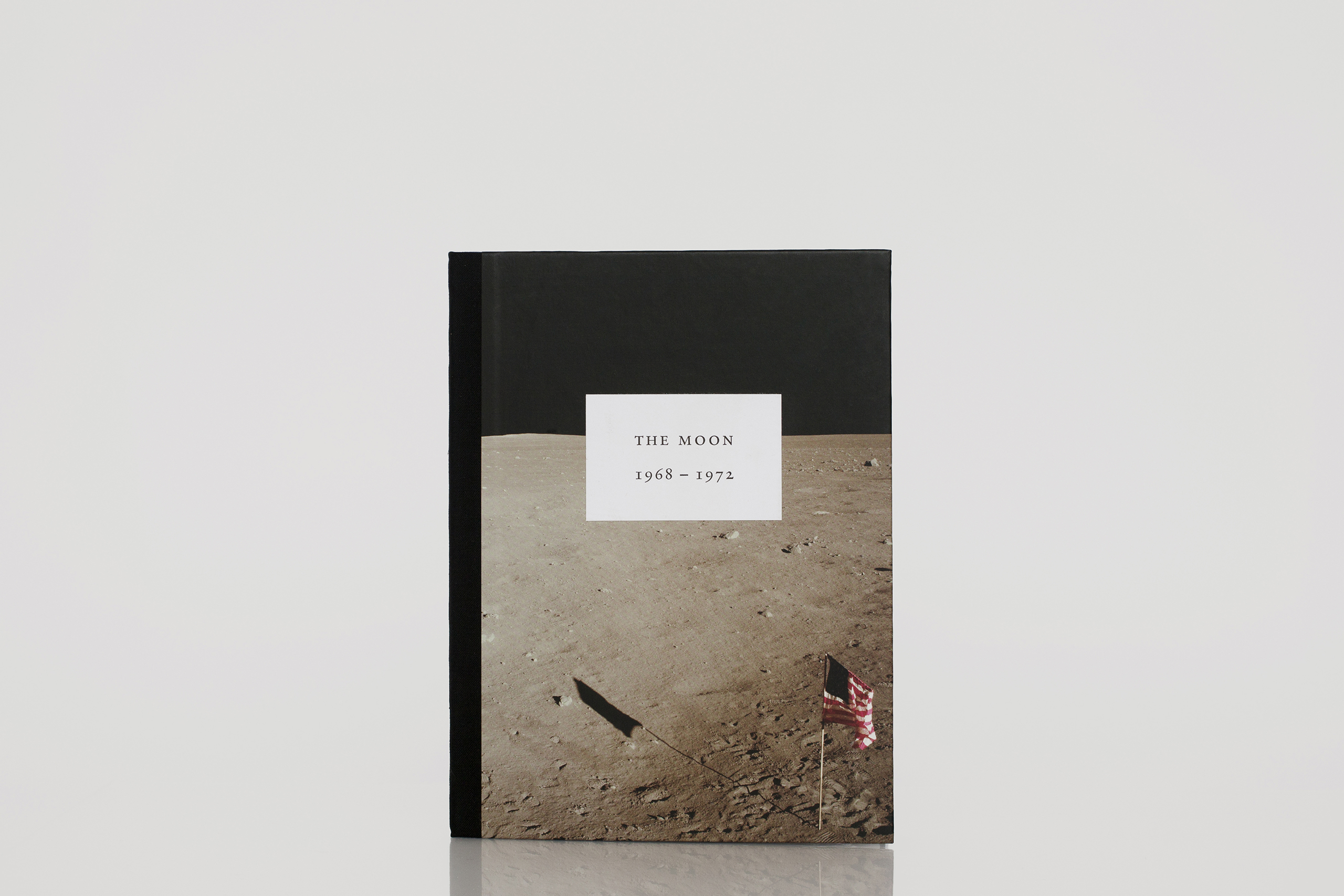 The Moon 1968-1972 by Photographs by NASAPublished by T. Adler Books