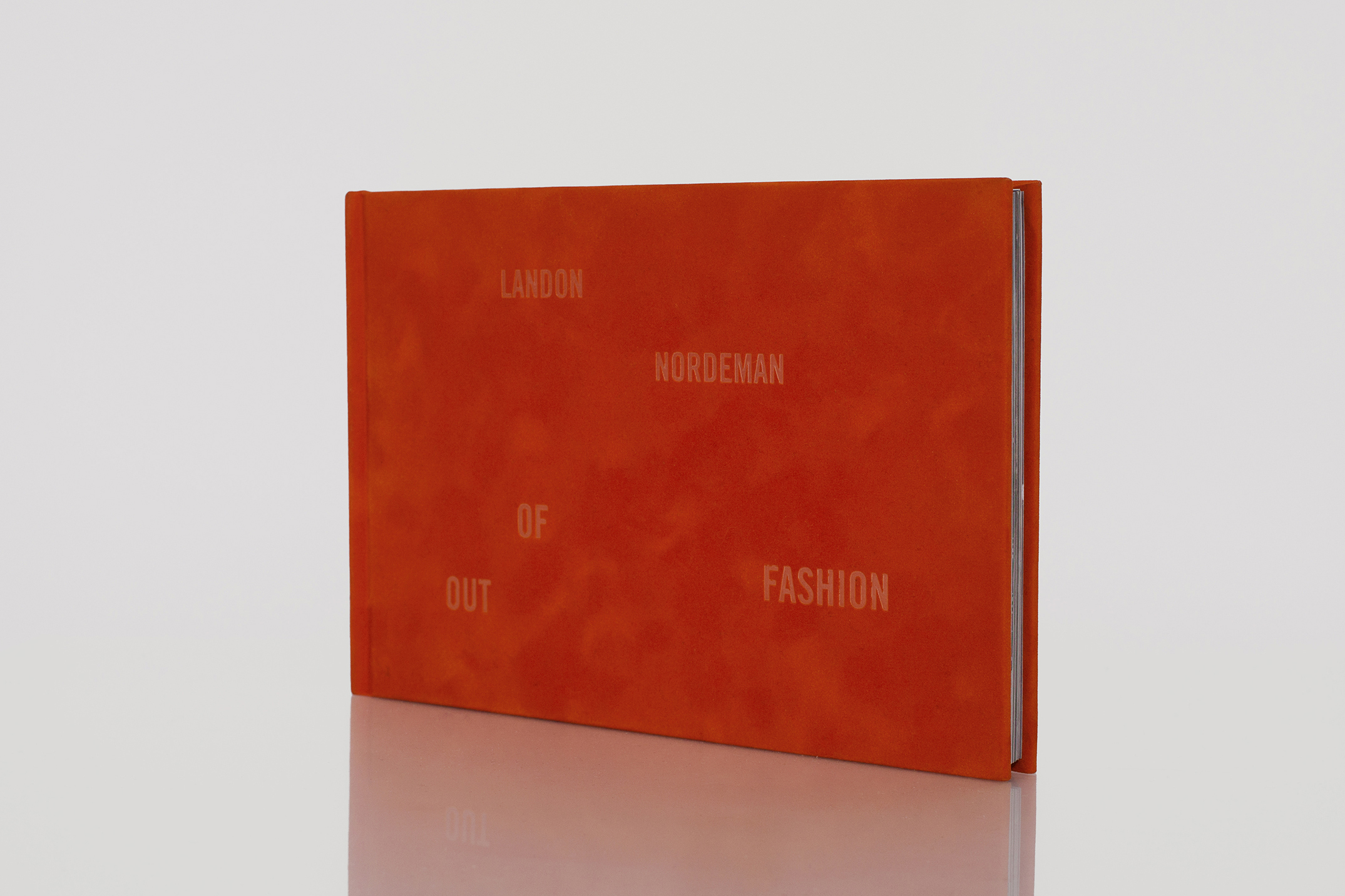 Out Of Fashion by Landon NordemanPublished by Damiani
