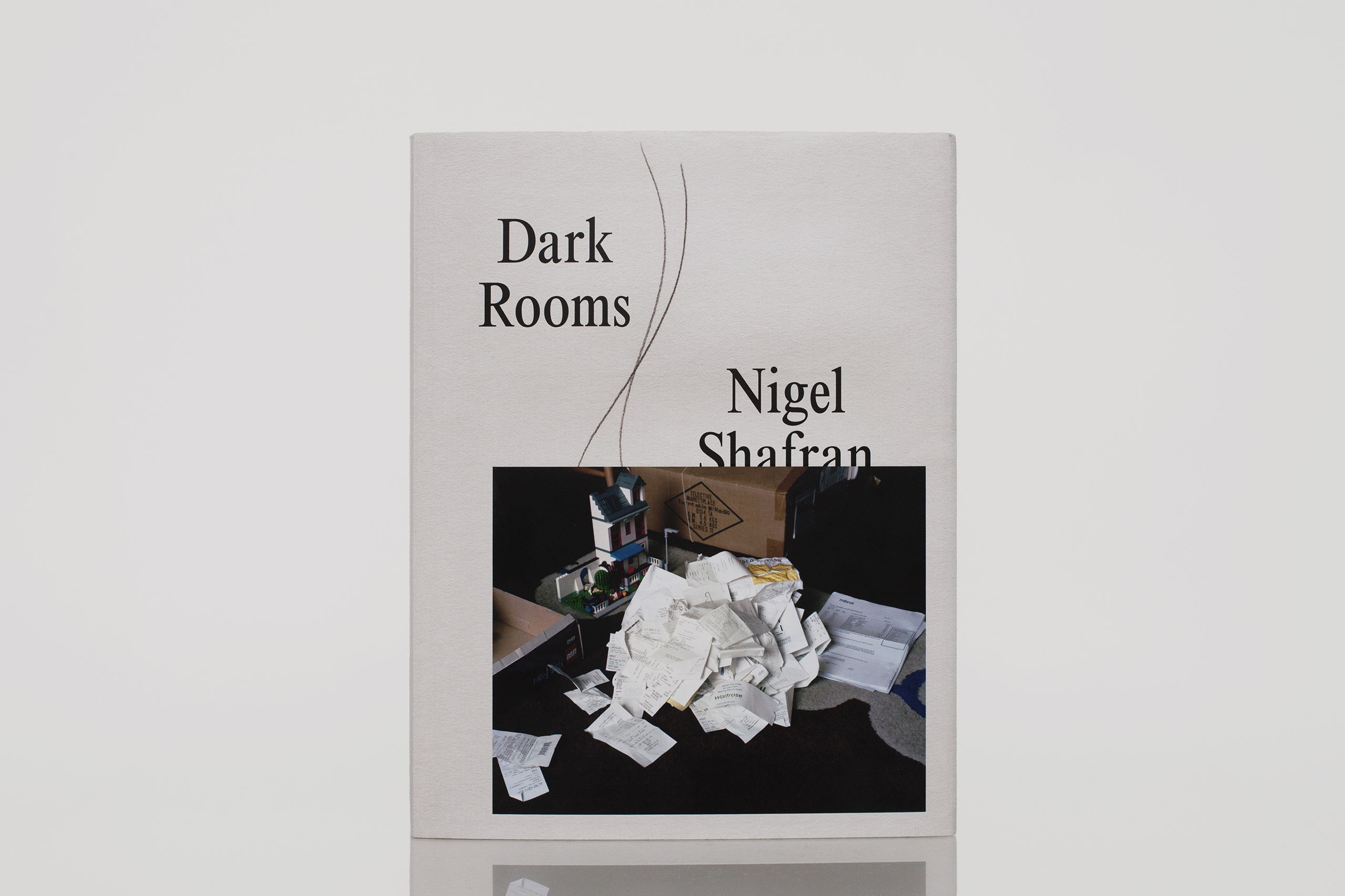 Dark Rooms by Nigel ShafranPublished by MACK