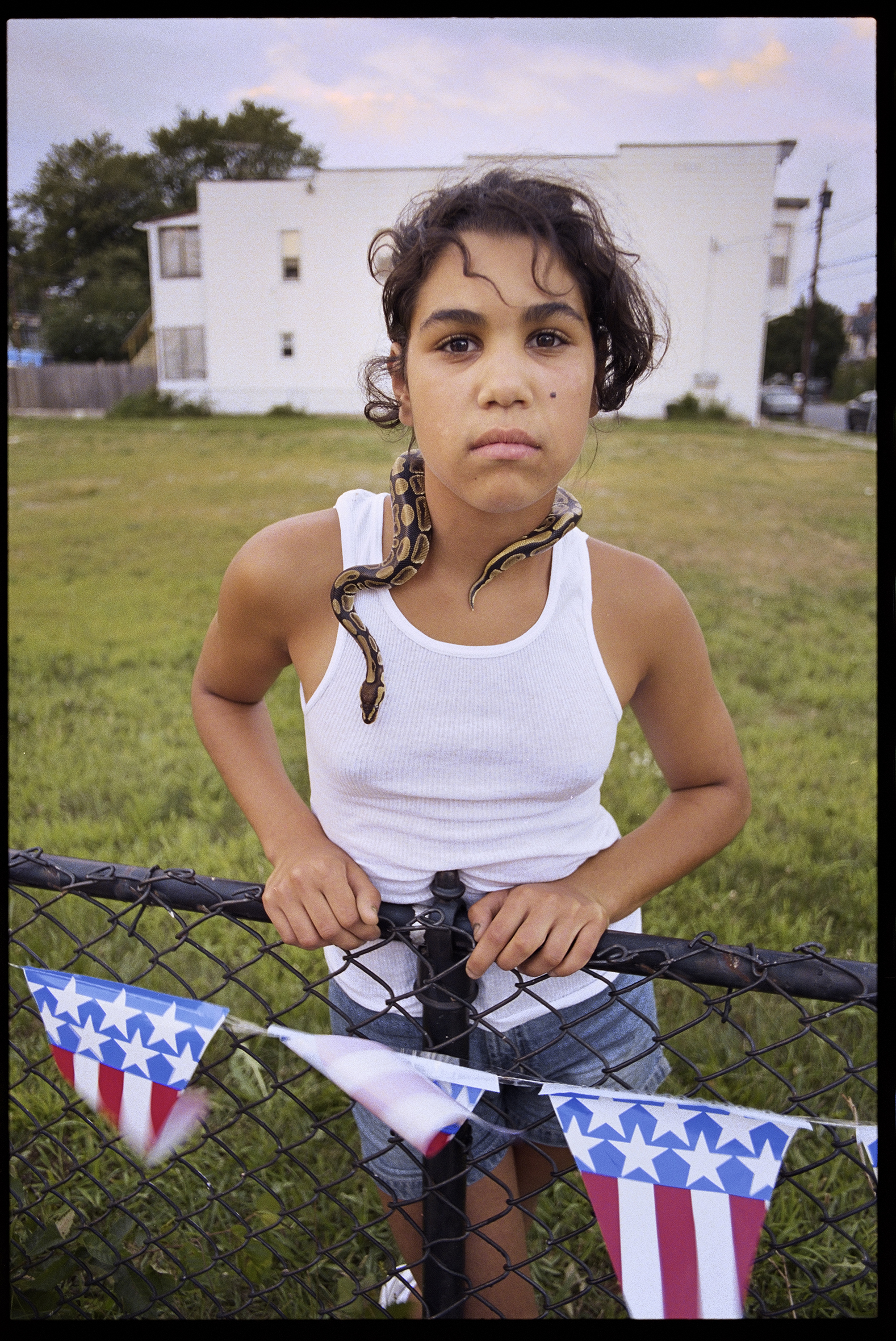 Brittany, Sixth Ave, North Troy, 2006.