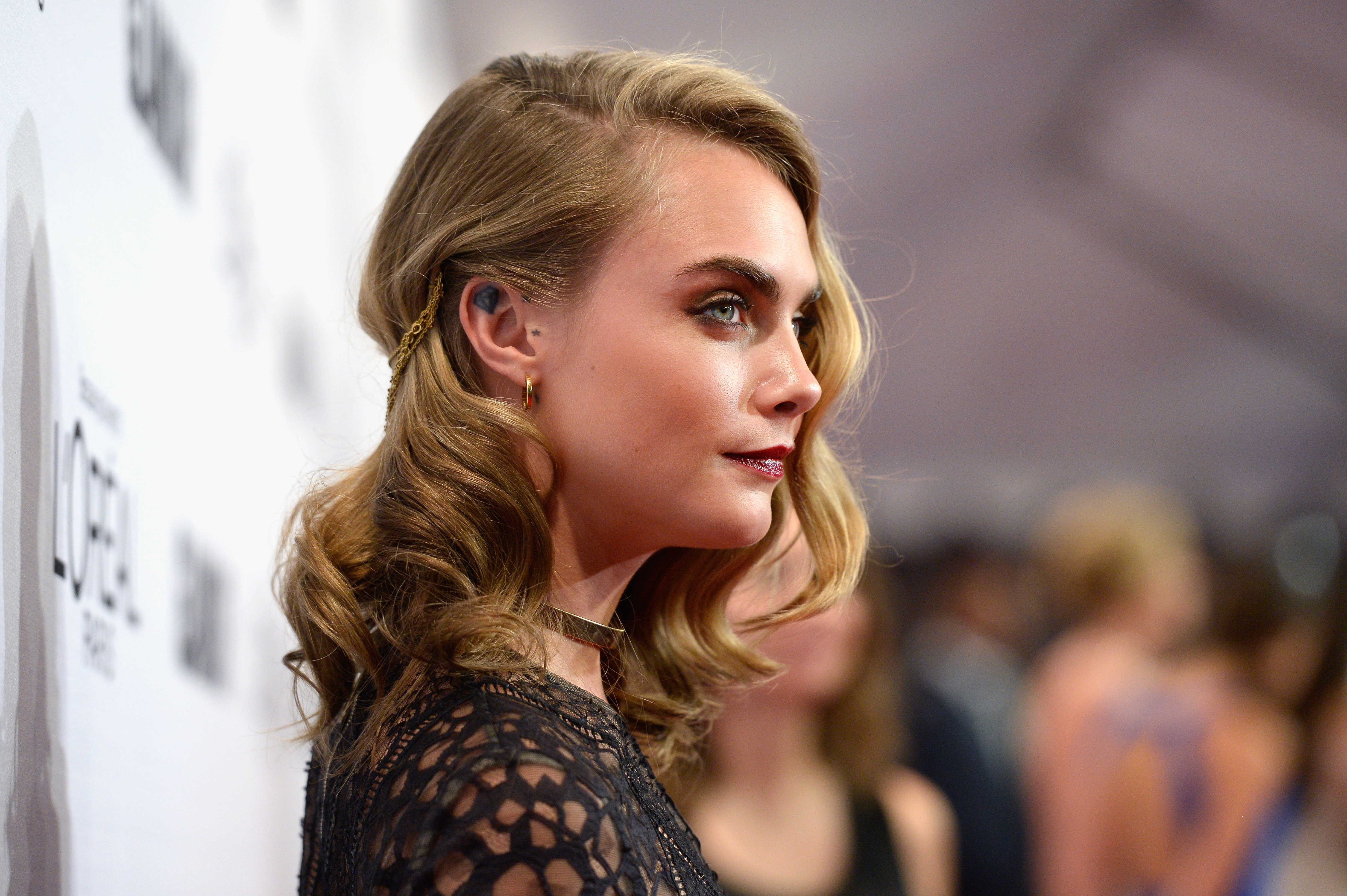 Cara Delevingne Tells Women To Build Each Other Up Time