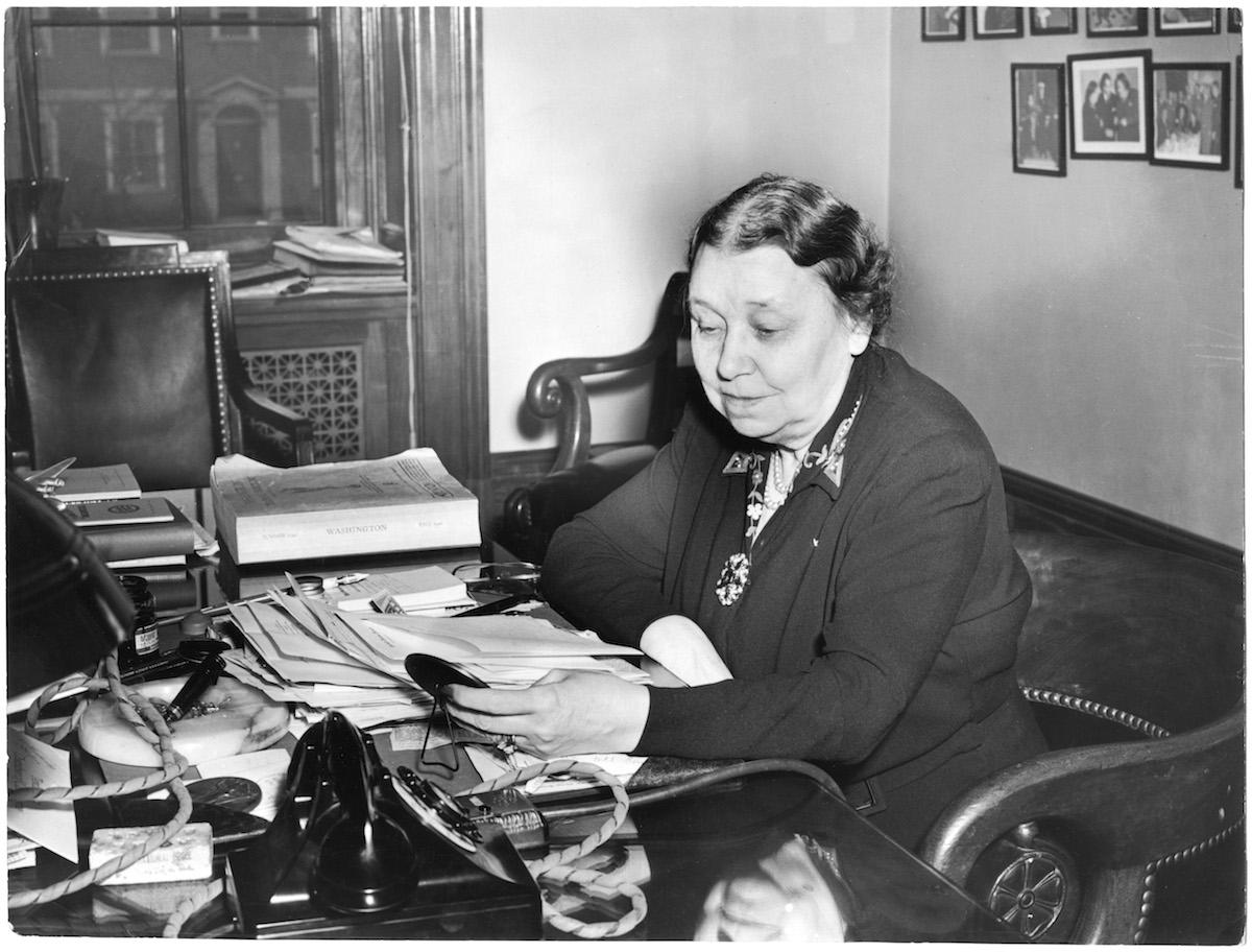 Hattie Caraway Politician Senator
