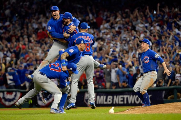 Image result for 2016 cubs world series
