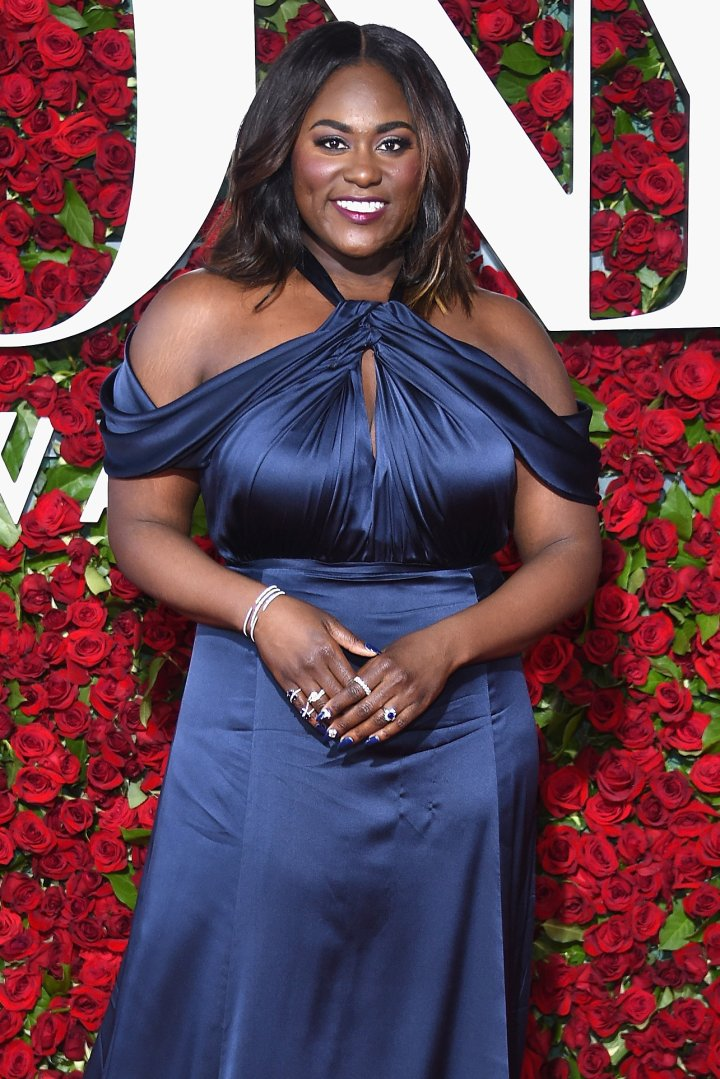 Danielle Brooks attends the 70th Annual Tony Awards at the Beacon Theatre on June 12, 2016 in New York City.