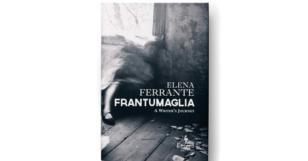 The Real Elena Ferrante Surfaces In Books Time