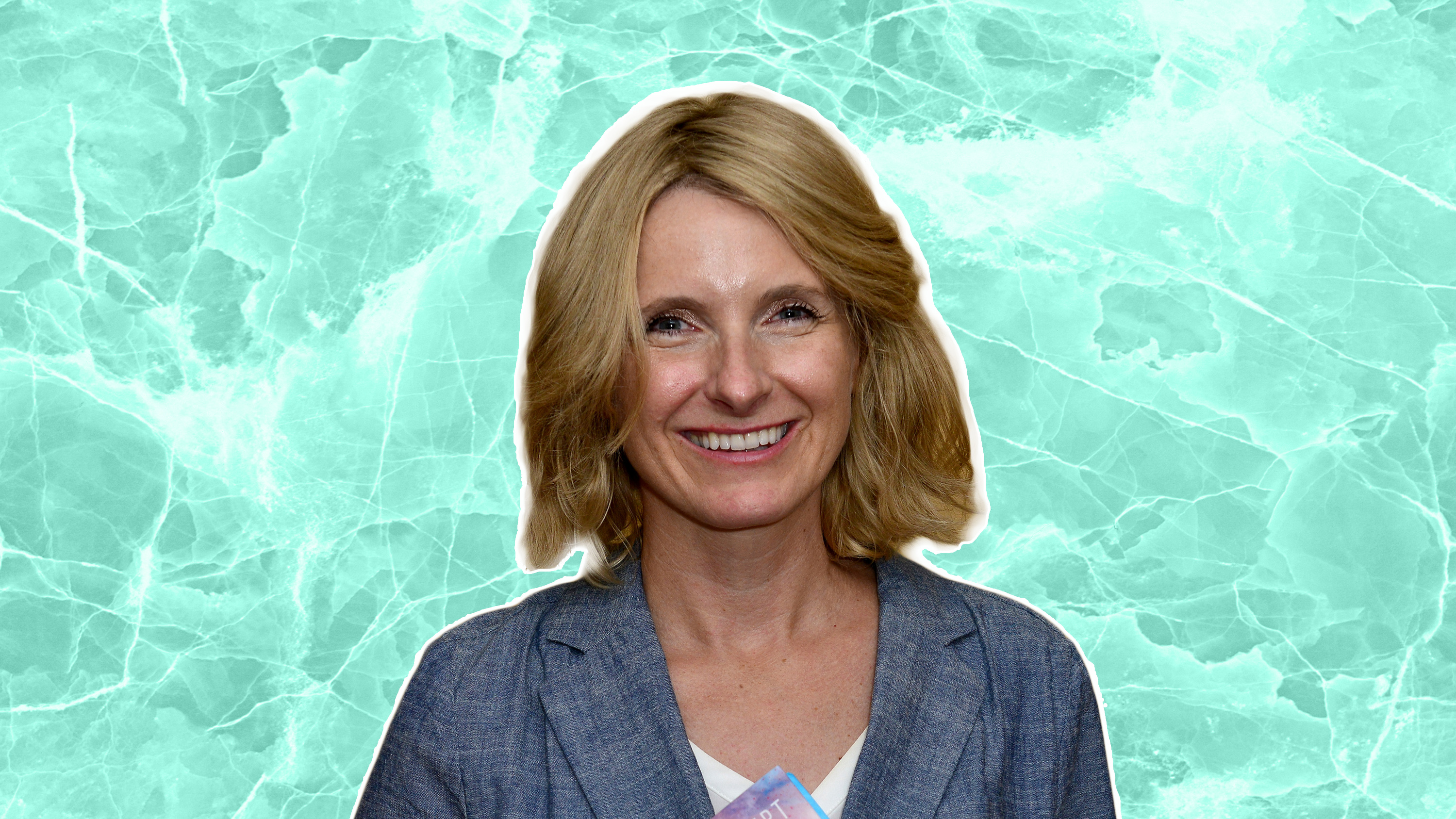 Elizabeth Gilbert, author of  Eat, Pray, Love  and  Big Magic.