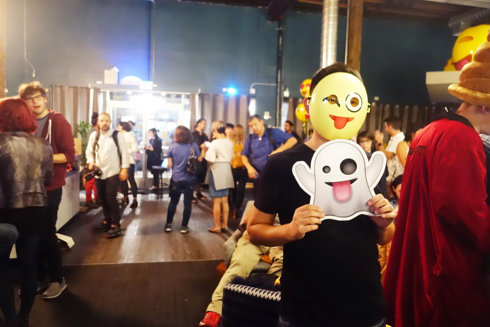 The first emoji convention, Emojicon, held in San Francisco, CA on Nov. 4 through Nov. 6, 2016.