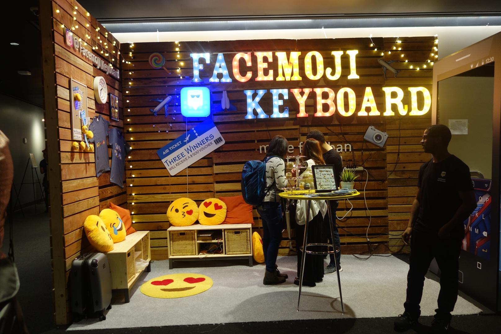 The first emoji convention, Emojicon, was held in San Francisco on Nov. 4 through 6, 2016.