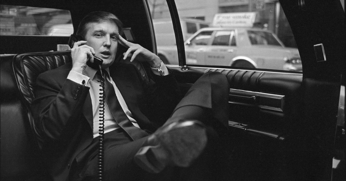 Donald Trump Photos Life In Pictures