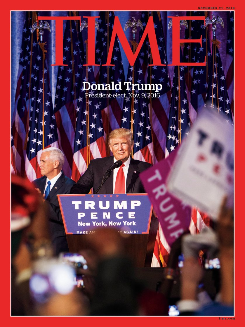 The Making Of President Donald Trump Time