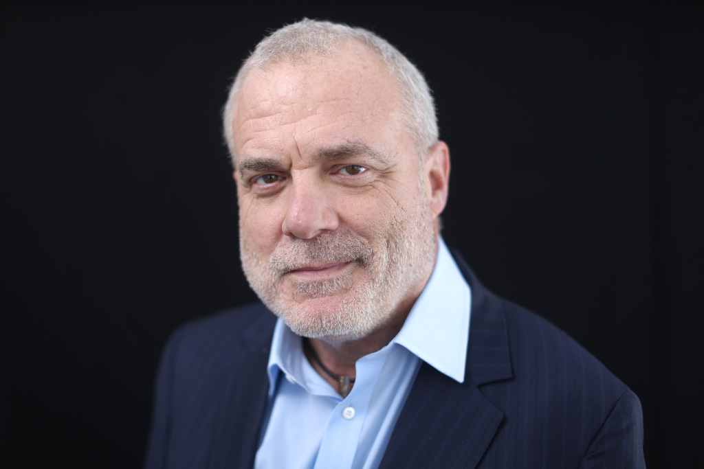 "After a debilitating skiing accident in 2004, Aetna's CEO Mark Bertolini relearned ""how to exist and behave and be successful"" in life."