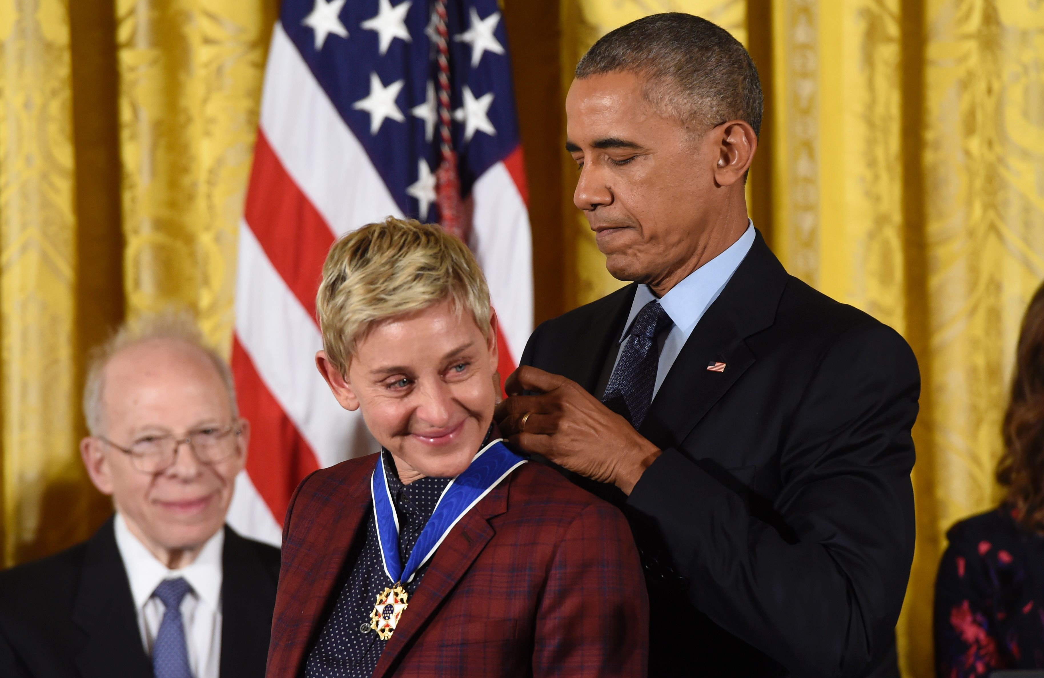 President Obama Awards 21 Presidential Medals Of Freedom Time