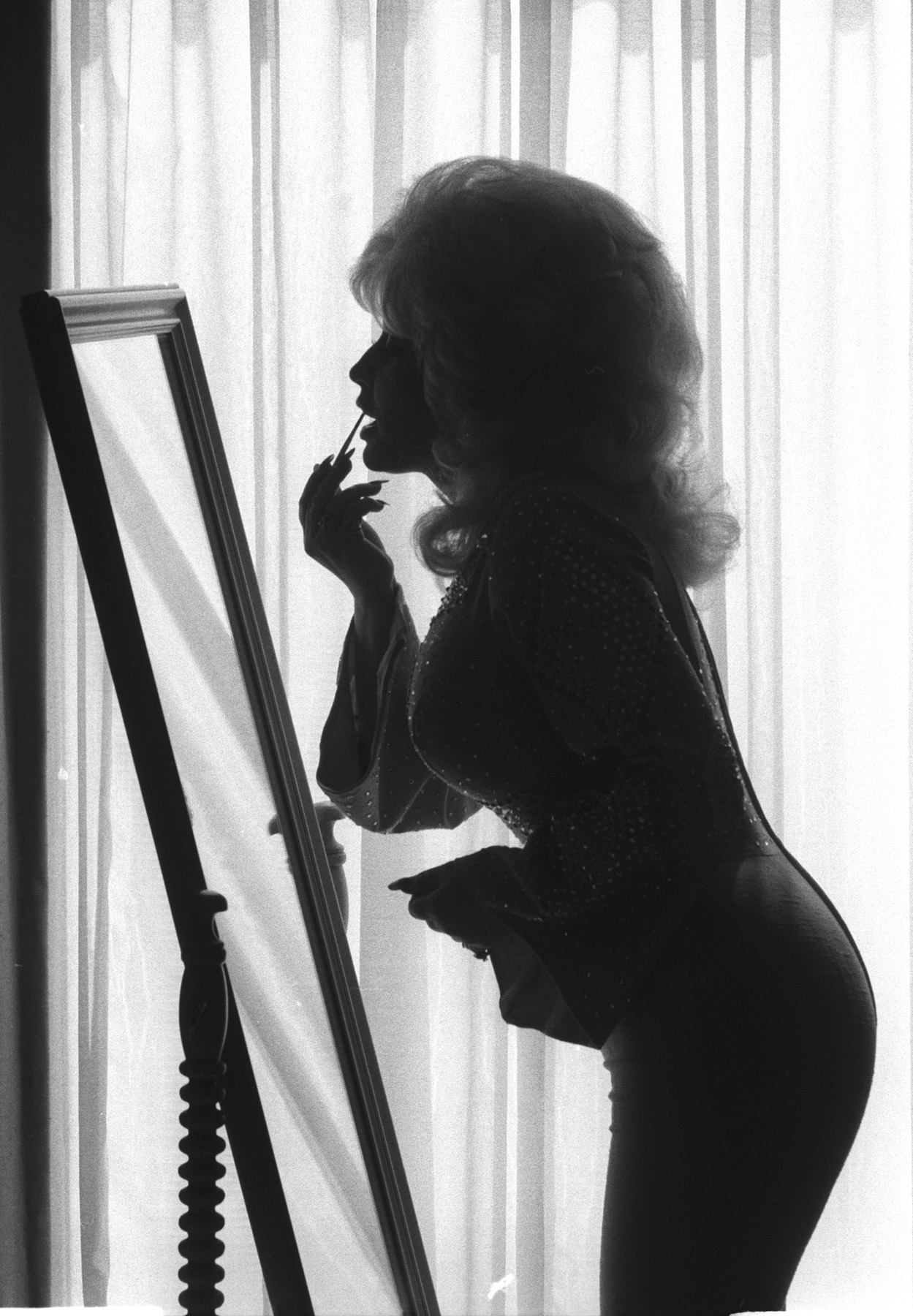 Dolly Parton, Nashville, 1976.