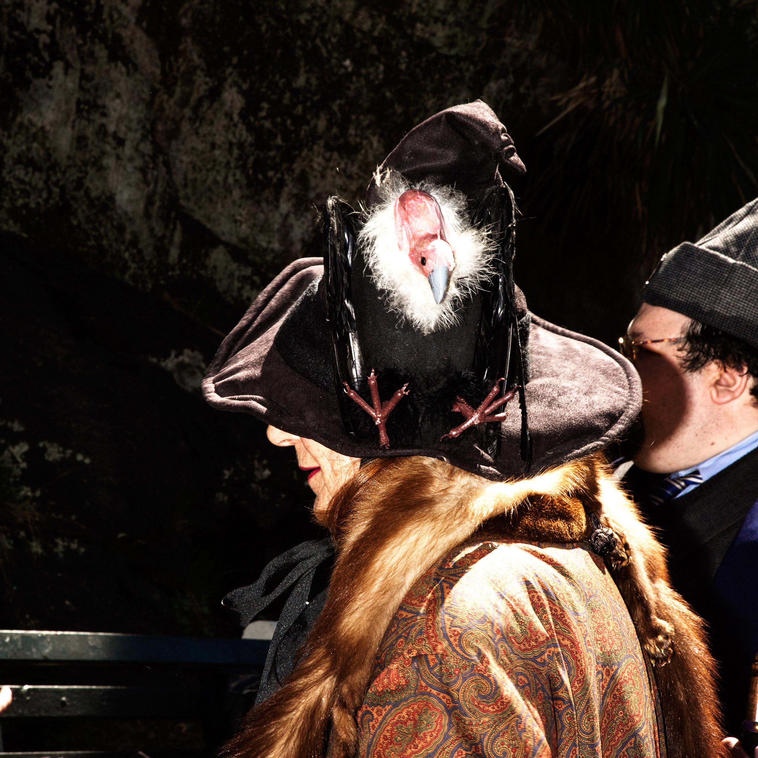 Deanna the Elder, a member.