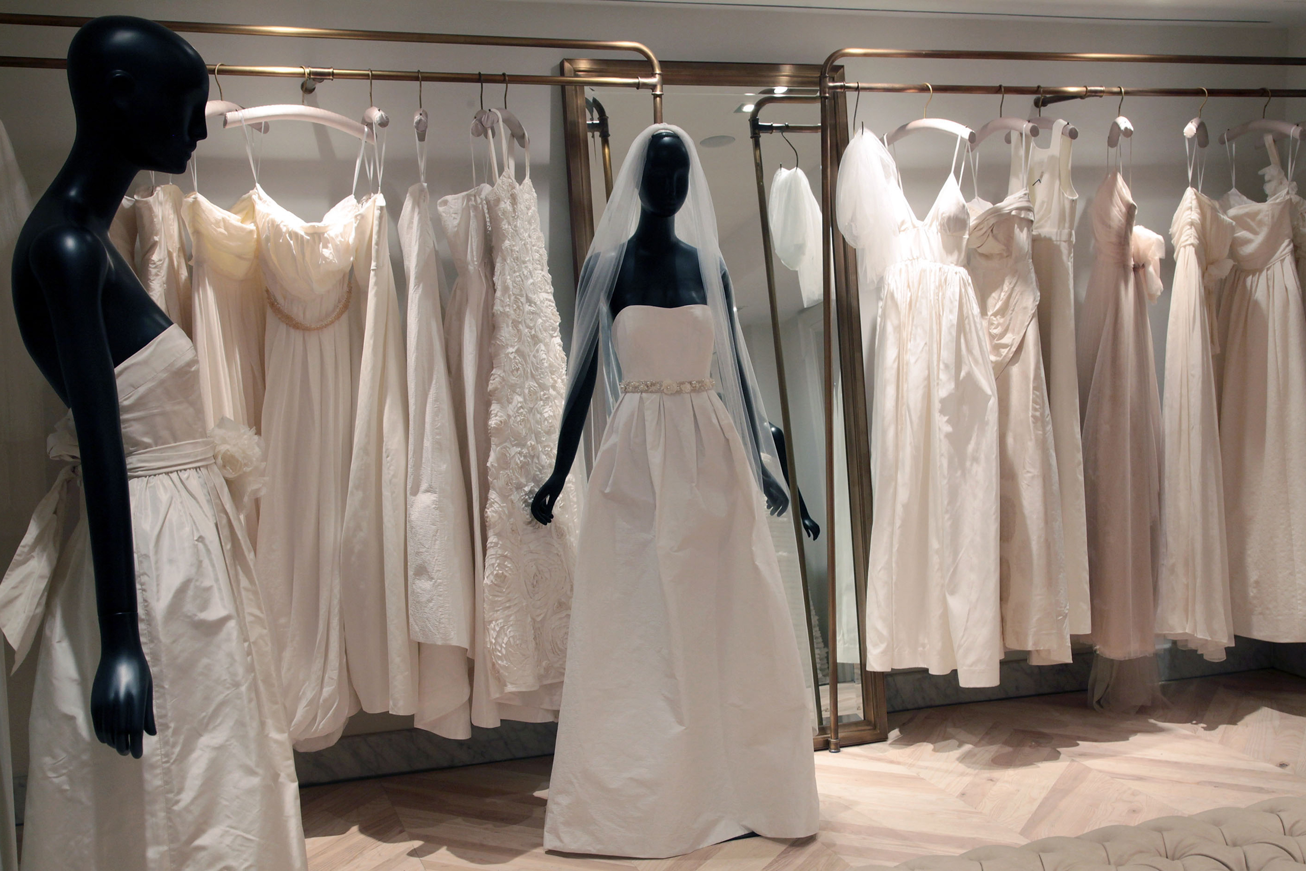 The opening of the J.Crew Bridal Boutique hosted by Darcy Miller is held at  J.Crew Bridal Boutique in New York City, on June 1, 2010.