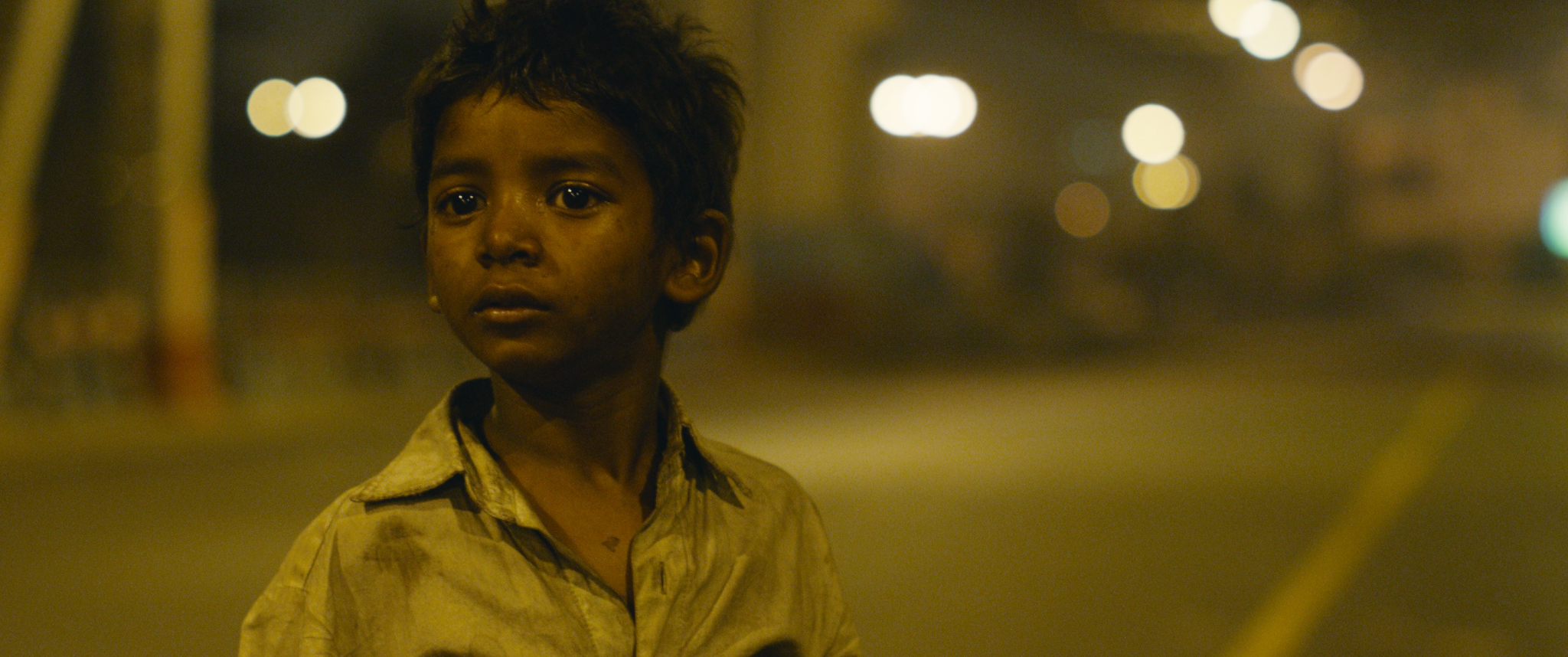 Sunny Pawar stars in LIONPhoto: Courtesy of The Weinstein Company
