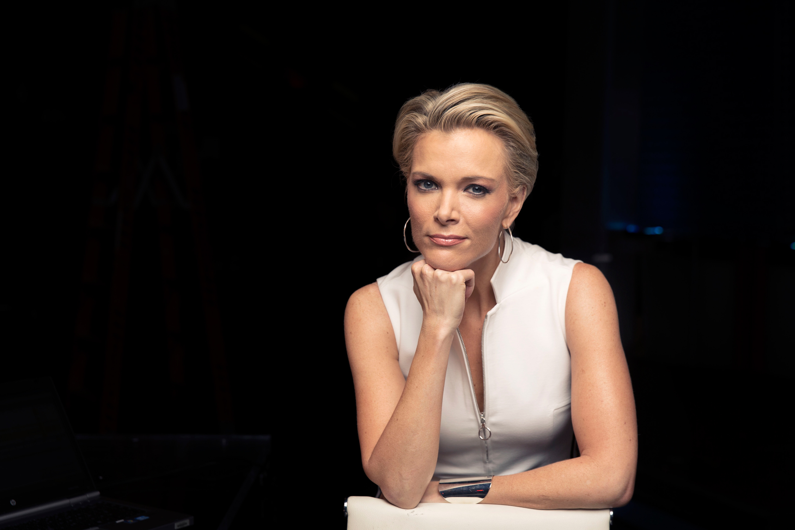 Megyn Kelly poses for a portrait in New York on May 5, 2016.