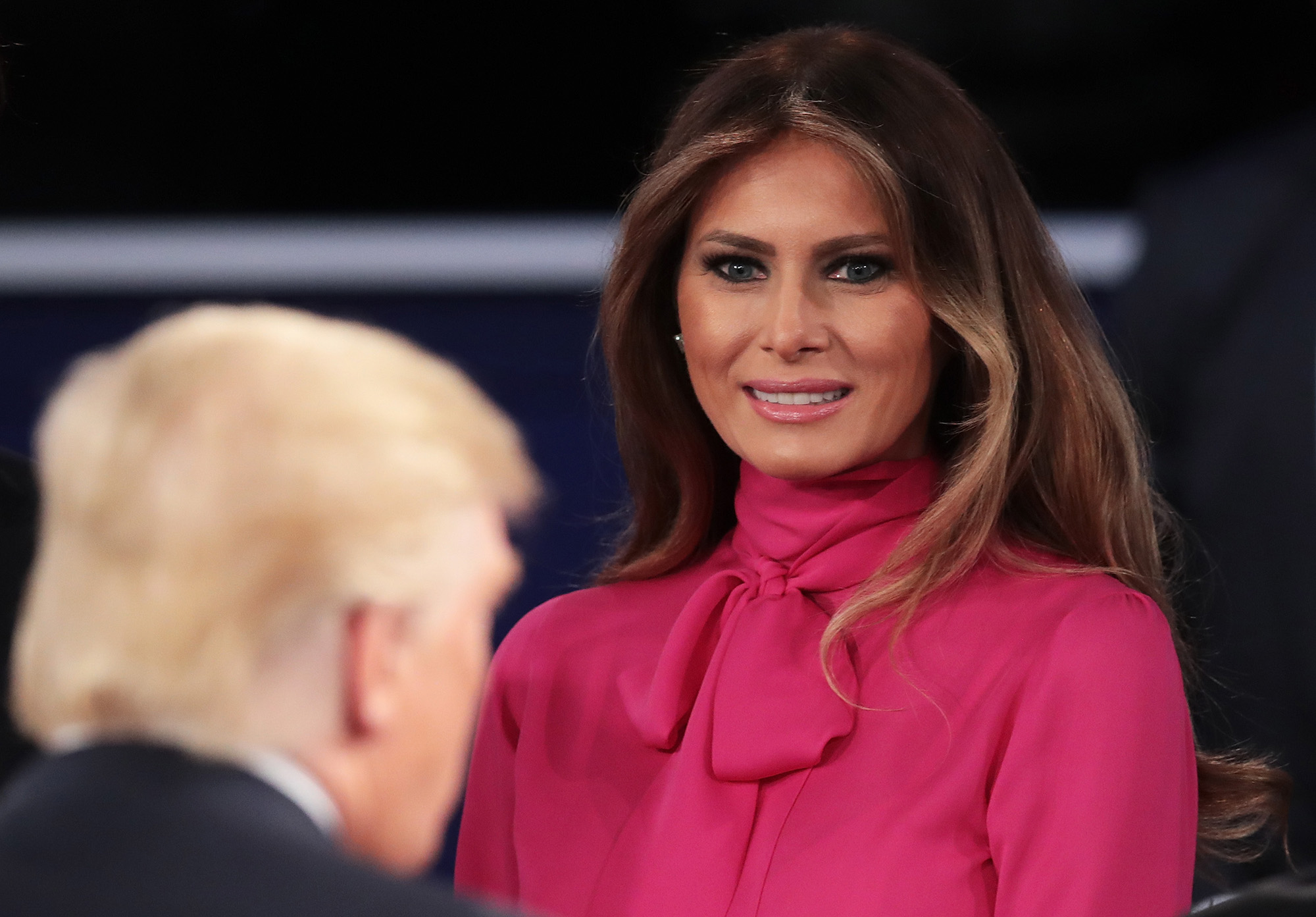 Fashion Designers On Dressing Melania Trump Time