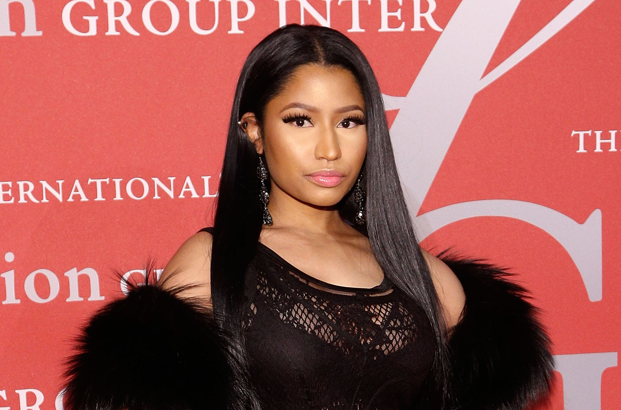 Nicki Minaj attends Fashion Group International's 2016 Night of Stars at Cipriani Wall Street on October 27, 2016 in New York City.  (Photo by Taylor Hill/FilmMagic)