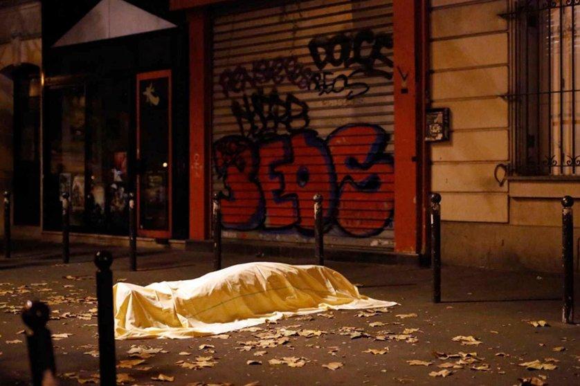 Paris Attacks Anniversary Lone Body