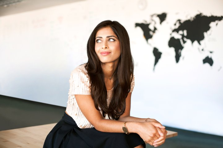 Ruzwana Bashir, co-founder and CEO, Peek.