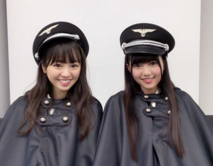 Sony Music Japan has been forced to apologize after a popular Japanese girl band signed to their label caused outrage by appearing at a concert in outfits resembling Nazi Waffen-SS uniforms