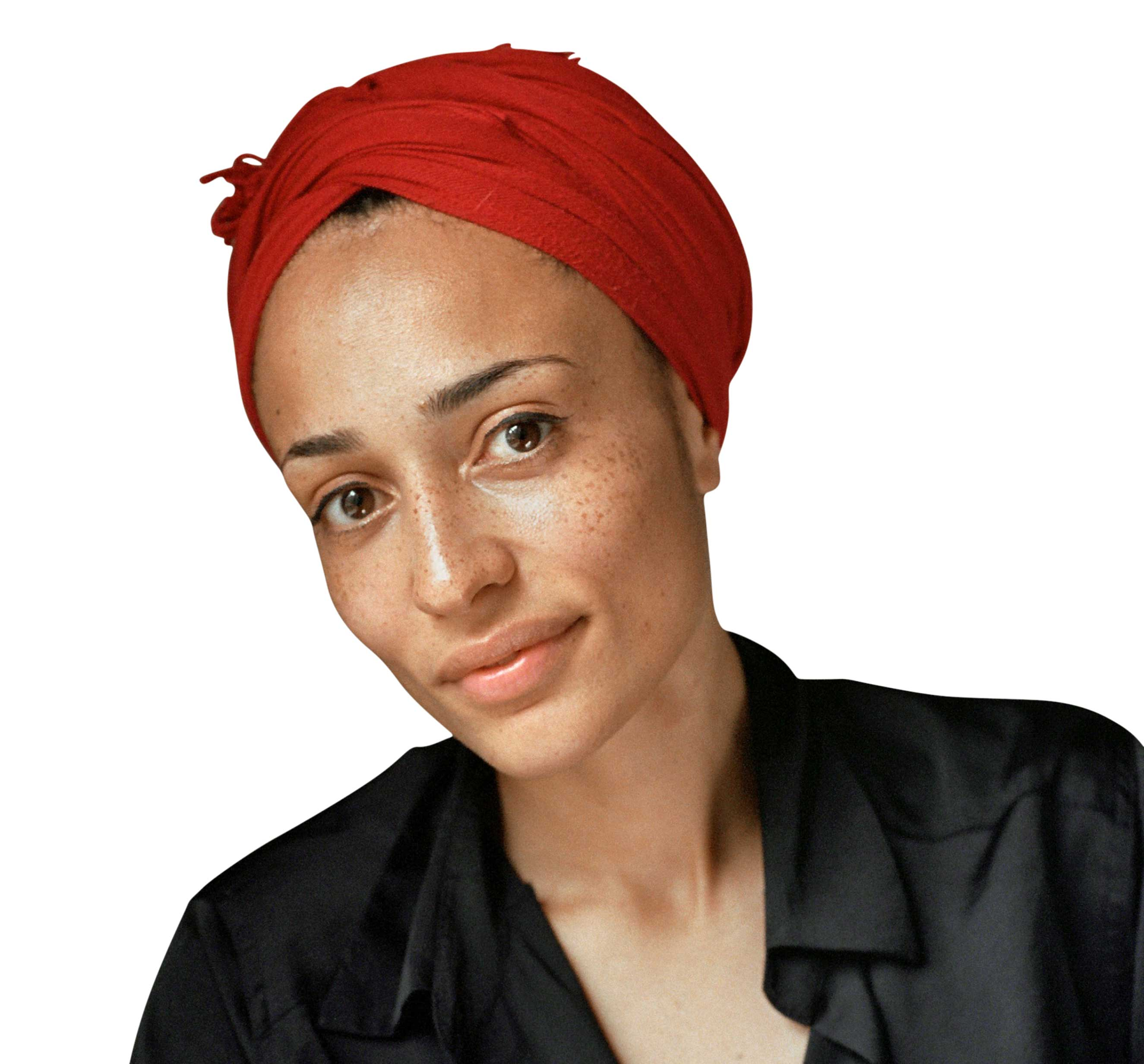 Portrait of Zadie Smith