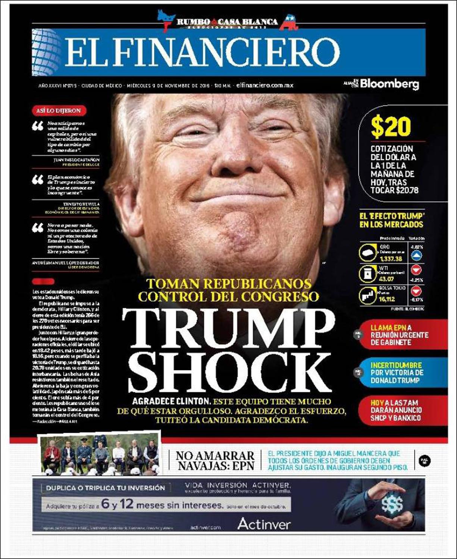 El Financiero, Mexico
